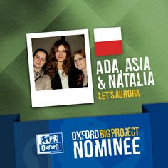 Vote for their project: http://www.oxfordbigproject.com/en/project-nominee/lets-aurora