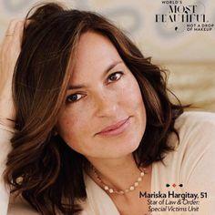 Mariska - People Mag's Beautiful edition 2015