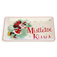 Minnie Mouse Holiday Tray - Small $10.00