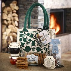 Cottage Delight The Teatime Tote - from Lakeland