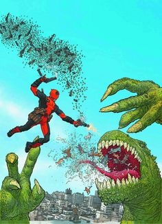 Geof Darrow screenshots, images and pictures - Comic Vine