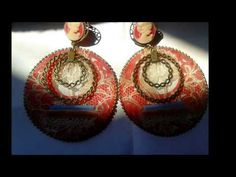 COLECCION ZAFIRA PRESENTACION Crochet Earrings, Drop Earrings, Youtube, Lugares, Chandelier Earrings, Drop Earring, Youtubers