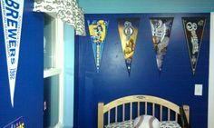 Brewer baseball bedroom 3