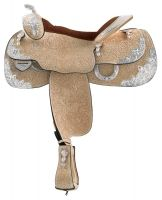 2011 Blue Ribbon custom saddle #306A.  Ahh...too bad it costs almost as much as my truck....