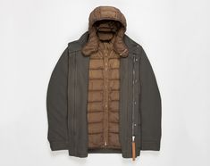 Italian Outerwear Label Nemen For Norse Projects • Selectism