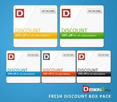 Fresh Discount Box Pack