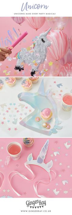 ad3d45e172145 44 Best Make A Wish Unicorn Party images in 2018 | Food, Birthday ...