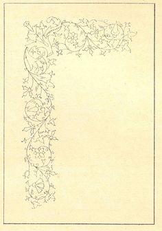Islamic Patterns, Doodle Patterns, Medieval Manuscript, Medieval Art, Illuminated Letters, Illuminated Manuscript, Pichwai Paintings, Calligraphy Drawing, Illumination Art