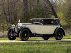 1930 Bentley 'Speed Six' Sportsman's Saloon by H. Bentley Blower, Vintage Cars, Antique Cars, Bentley Speed, Bentley Motors, Pebble Beach Concours, Car Trash, Ford 4x4, Lexus Cars