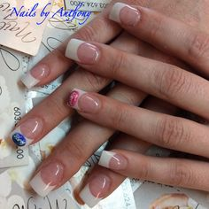 Easter at Ford. Nails by Anthony
