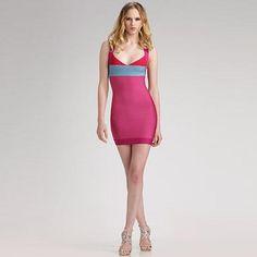 colorblock Mini Stretch Dress  http://www.legersite.com/colorblock-mini-stretch-dress-p-1003.html#.UOf2gKzEbsk