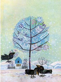 Winter - Josef Paleček