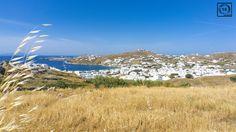 mykonos Mykonos, Mountains, Places, Nature, Travel, Naturaleza, Viajes, Trips, Nature Illustration