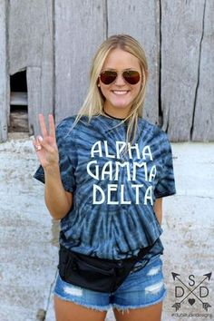 Sorority Tees & Tanks – Duo Studio Designs