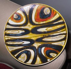 "Poole Pottery Studio - 8"""