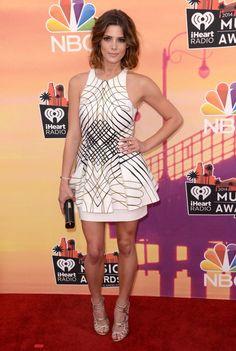 Ashley Greene in Sass & Bide   iHeart Radio Awards 2014