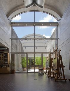 kimbell art museum blue courtyard - Google Search