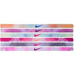 Nike Women's Graphic Headbands - 6 Pack | DICK'S Sporting Goods