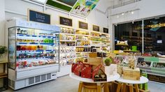 Green Common Concept Store by Greentrooper Design Studio, Hong Kong – China » Retail Design Blog