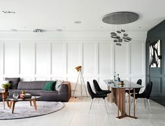Family Apartment with Spectacular View - InteriorZine