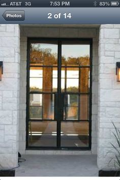 metal front doorCustom Front Entry Door In Walnut By Grand Door Company pretty