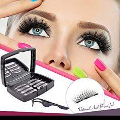 ac2d91e261a Tomiya Magnetic Eyelashes #makeup #beauty #woman #women #elegance