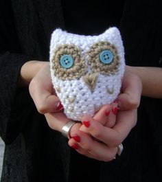 Hoot Owl & other free patterns! ♡ it!
