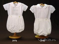 Boy suit ropa para niño ropa de bautizo Christening Outfit, Baptism Dress, Boys Suits, Heirloom Sewing, Plus Dresses, Baby Shirts, Smock Dress, Baby Month By Month, Baby Boy Outfits