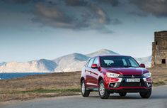 Road Test Mitsubishi ASX 1.6 MY2018