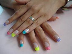 Vele kleuren