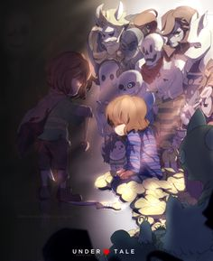 Undertale by LAYEYES
