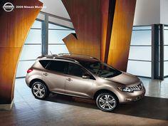 Отзывы о Nissan Murano (Ниссан Мурано)