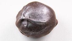 White Chocolate Salted Caramel Truffle dipped in Dark Chocolate