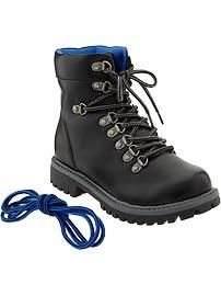Boys Hiking Boots
