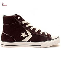 Converse - Fashion / Mode - Star Player Chocolate Kid + Jr - Taille 34 - Marron - Chaussures converse (*Partner-Link)
