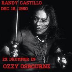 Rest in Peace Randy Castillo