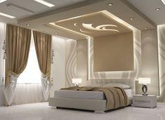 Gypsum Ceiling Design, House Ceiling Design, Ceiling Design Living Room, Bedroom False Ceiling Design, Home Ceiling, Modern Bedroom Design, Ceiling Decor, Master Bedroom Design, Ceiling Ideas