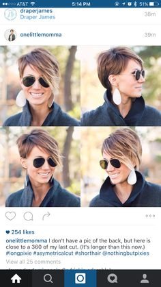 25 Trendy Super Short Hair | Pinterest | Super short hair, Short ...