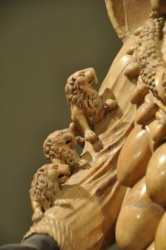 Artemis of Ephesus, Naples (detail)