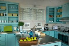Love the inside of the dockhouse.the colors are so happy