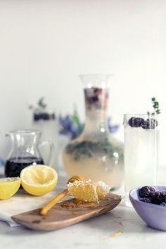 Blackberry Honey Thyme Lemonade: http://www.stylemepretty.com/living/2015/08/19/cocktails-that-make-the-most-of-your-herb-garden/