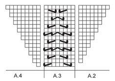 Butterfly Dance / DROPS 153-2 - Bezpłatne wzory na druty od DROPS Design