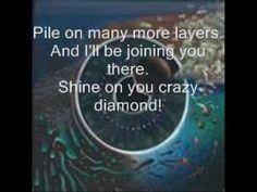 Pink Floyd: Shine on You Crazy Diamond -w/ lyrics- - YouTube