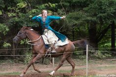 mounted archery this looks awesome!!! I could see myself doing this!