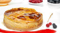 Receta de Tarta de calabaza - Eva Arguiñano Pesto, French Toast, Cheesecake, Breakfast, Desserts, Recipes, Food, Halloween, Cakes