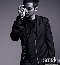 Kim Bum for Singles July`15