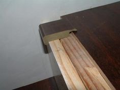 Laminate Stair Nose Do You Want To Install Laminate Flooring On Your Stairs  Diy