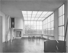 Le Corbusier. Maison Ozenfant. Avenue Reille. Paris, France. 1922