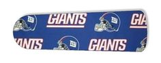 """New York Giants 42"""" Ceiling Fan BLADES ONLY"""