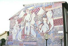 #murales #sardegna #bessude #italia #streetart #wall #graffiti